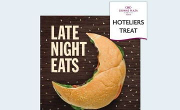 Hoteliers Treat By Crowne Plaza