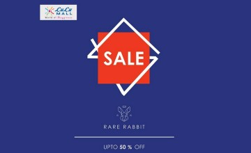 Exciting Sale by Rare Rabbit