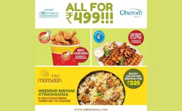 Exciting Offers by Flora Food Circle