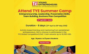 TYE Summer Camp