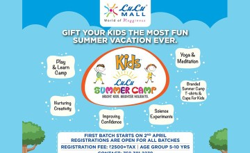 Lulu Summer Camp