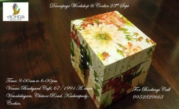 Decoupage Workshop