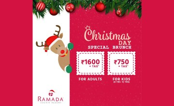 Christmas Day Special Brunch
