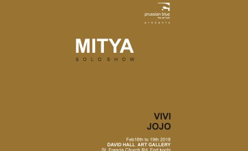 MITYA - Solo Show  by Vivi Jojo