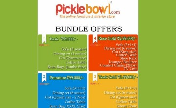 Bundle Offers At Picklebowl