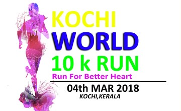 Kochi World 10K Run