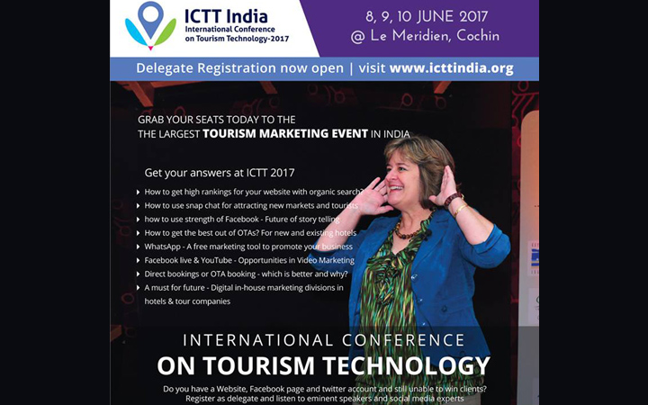 International Conference on Tourism Technology