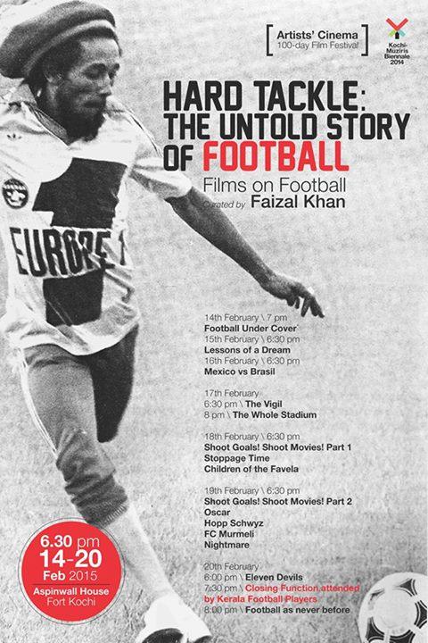 Hard Tackle: Films on Football