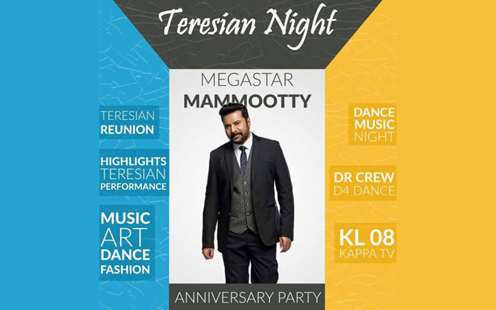 Teresian Night - Anniversary Party
