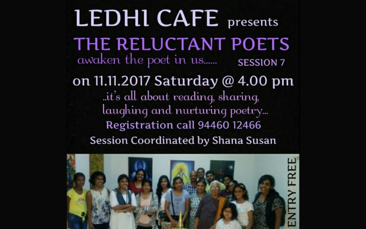 The Reluctant Poets
