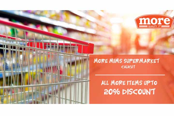 All More Items Upto 20% Discount