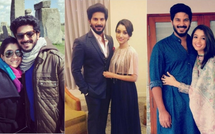 It's a baby girl for Dulquer Salmaan and Amal Sufiya!
